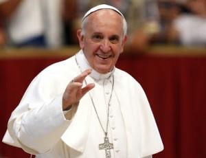 Papst Franziskus 1