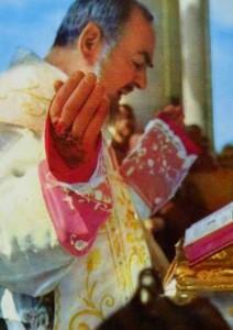 Heiliger Pater Pio
