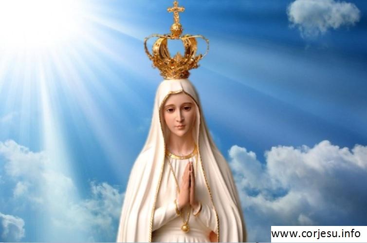 Drittes Geheimnis von Fatima Gottesmutter-Mater-Dei